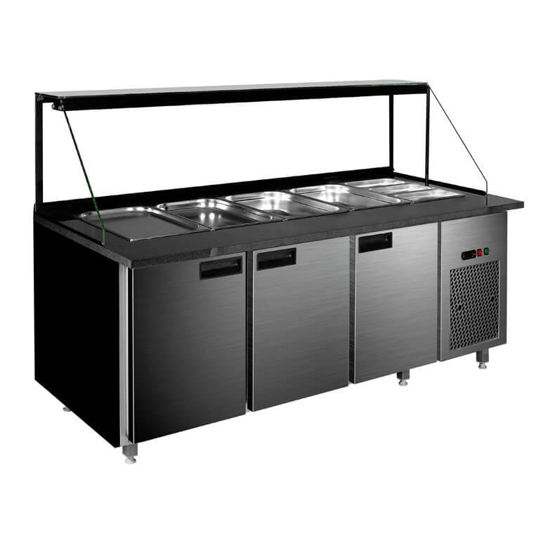 Wspaniały JUKA - Urządzenia chłodnicze, gastronomiczne i kriogeniczne - Stół VE38